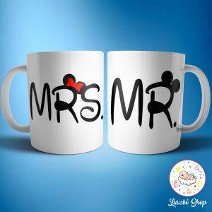 Mr and Mrs páros bögre