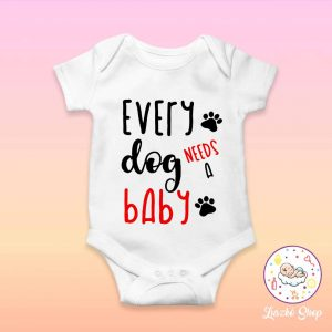 Every dog needs a baby body