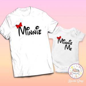 Minnie és Minnie Me szett