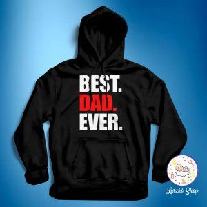 Best Dad Ever pulóver