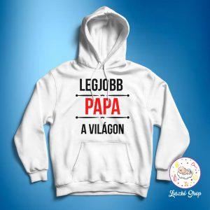 Legjobb papa pulóver