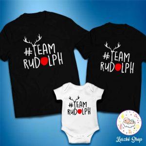 #Team Rudolf családi szett