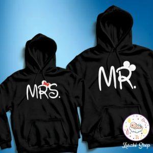 Mr és Mrs páros pulóver