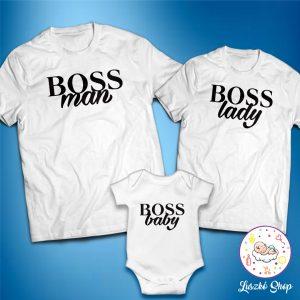 Boss családi szett