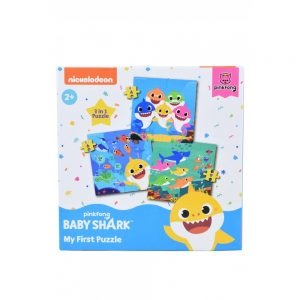 Baby shark puzzle