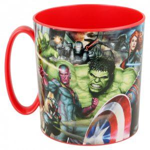 Avengers Műanyag pohár 350 ml